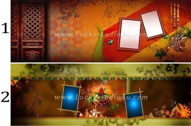 05 Wedding Album Design 12x36 Psd Sheets Luckystudio4u