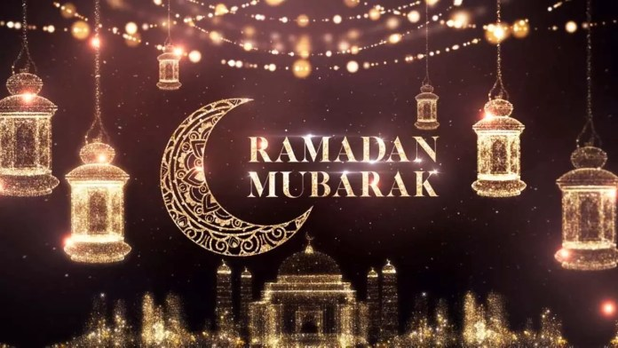 Ramadan Greeting After Effects Template