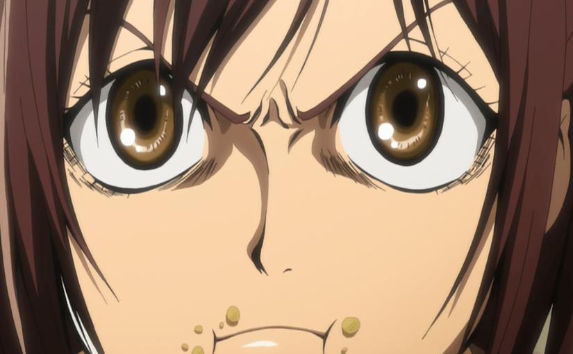 Shingeki no kyojin OVA 2