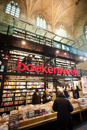 Boekenweek in Selexyz Dominicanen