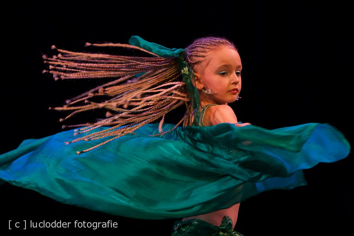 Buikdansfestival in Cultuurhuis Heerlen
