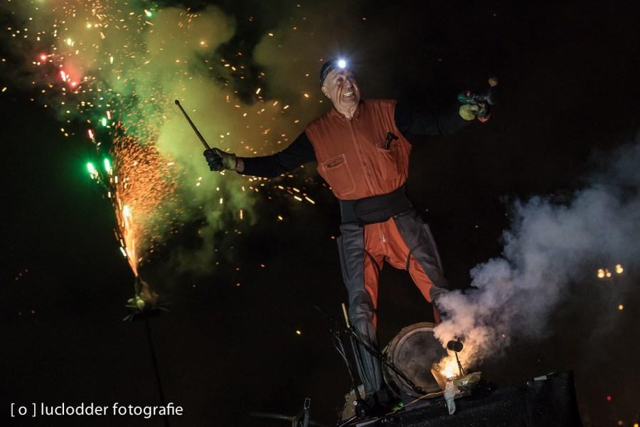 Het jaar van de Mijnen werd spectaculair geopend.