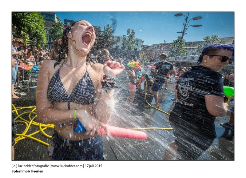Splashmob Heerlen