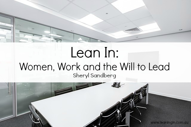 Lean In: A short review