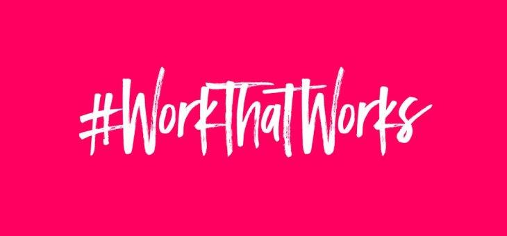 How I Flex #WorkThatWorks