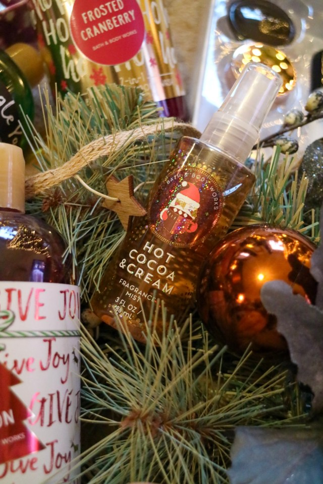 bath and body works products christmas 2018
