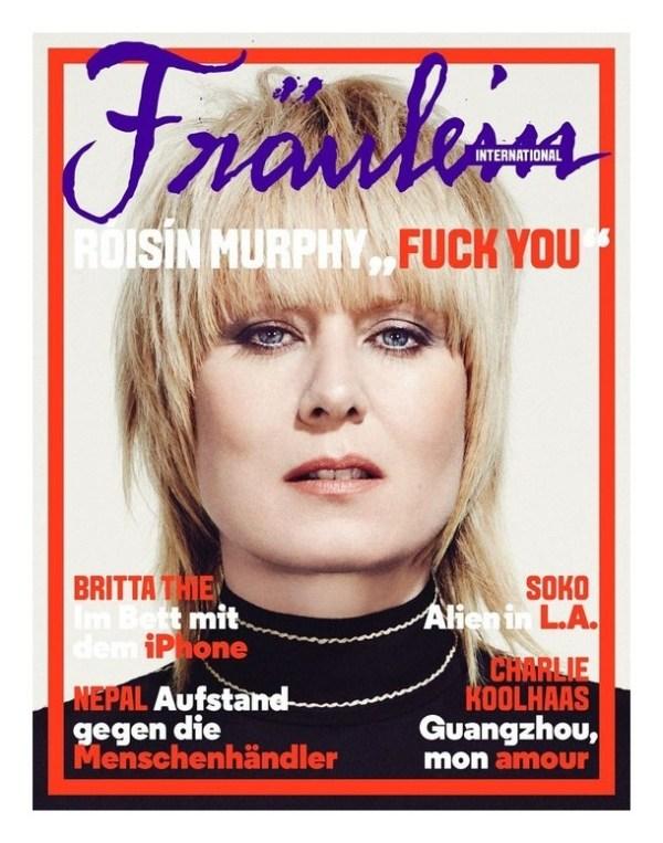 ROISIN MURPHY : Fräulein