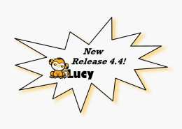 New Major Release is out - LUCY V4.4 is available for download