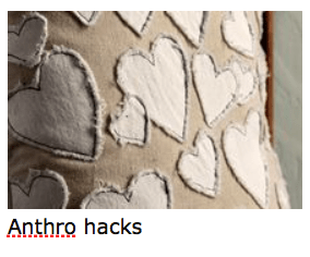 Anthro hacks