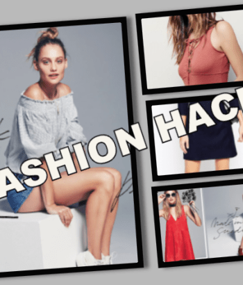 Fashion Hacks Lucy's Sewing Lab