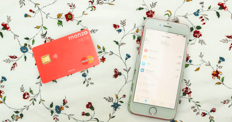 A Month on Monzo