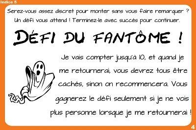 Chasse Au Tresor Fantome Le Manoir Hante