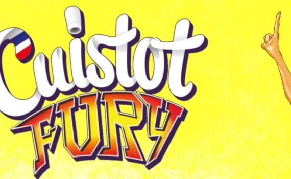 Cuistot Fury, le jeu de société