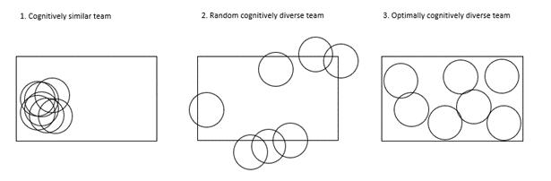 Team Diversity Diagram