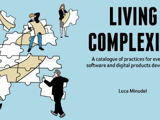 Liviing complexity book cover