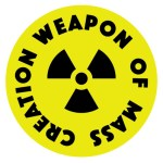 Weapon of mass creation badge