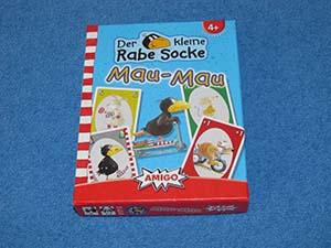 Der kleine Rabe Socke Mau-Mau