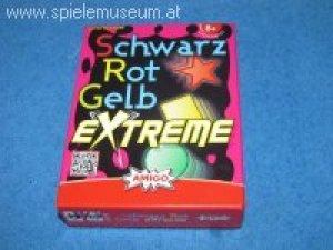 Schwarz Rot Gelb: Extreme