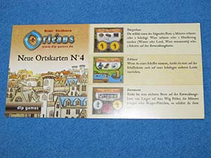 Orléans Ortskarten N° 4