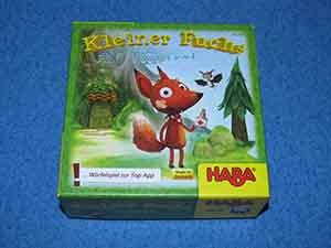 Kleiner Fuchs: Tierarzt