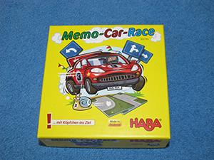 Memo-Car-Race