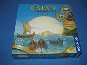 Catan: Seefahrer - Die Erweiterung (20 Jahre Jubiläum-Edition)