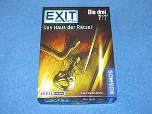 EXIT – Das Spiel: Das Haus der Rätsel