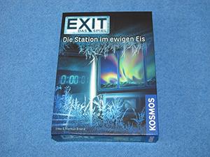 EXIT: Das Spiel - Die Station im ewigen Eis