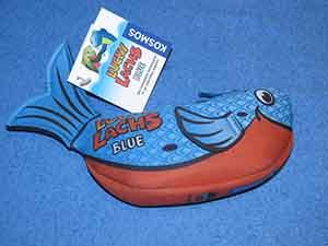 Lucky Lachs: Blue