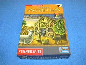 Agricola: Kennerspiel