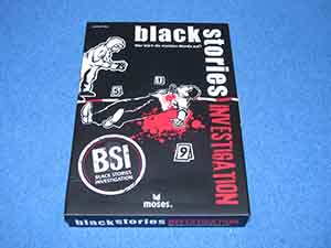 Black Stories: Investigation