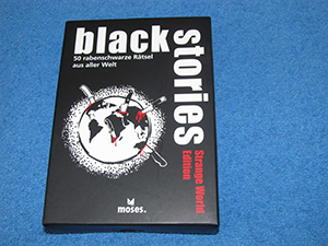 Black Stories: Strange World Edition