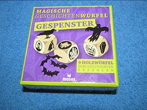 Magische Geschichtenwürfel: Gespenster