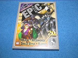 Epic PvP Fantasy: Erweiterung