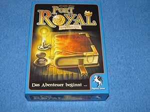 Port Royal: Das Abenteuer beginnt