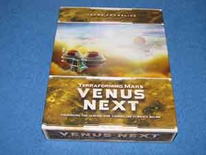 Terraforming Mars: Venus