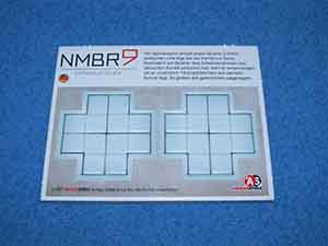 nmbr9 extraplättchen