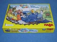 Tschu-Tschu, kleine Eisenbahn