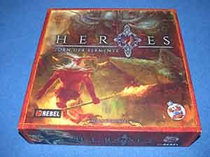 heroes: zorn der elemente