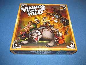 vikings gone wild!