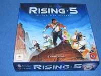 Rising 5: Helden von Asteros