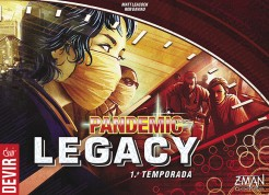 Pandemic Legacy: red