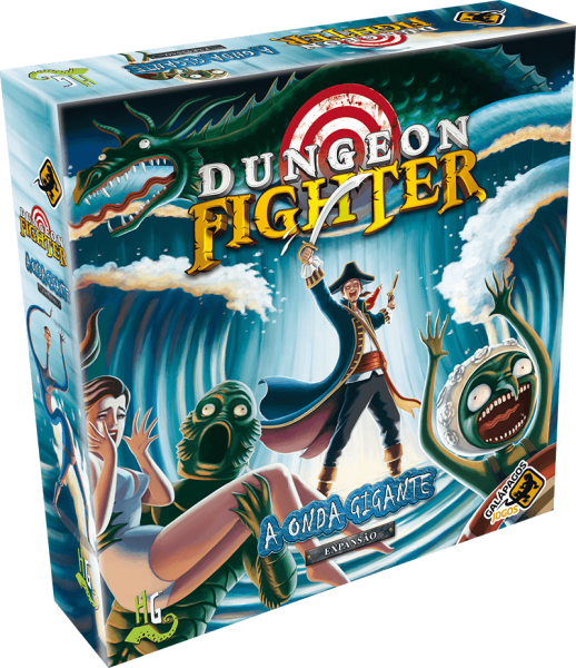 Dungeon Fighter: a onda gigante