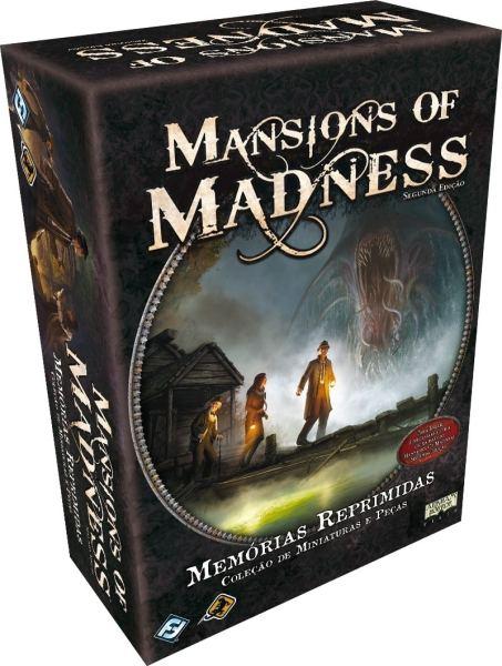Mansions of Madness - Memórias Recorrentes