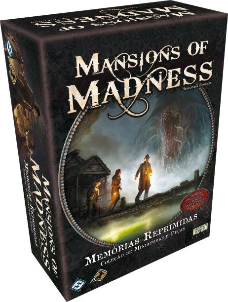 Mansions of Madness - Memórias Recorrentes