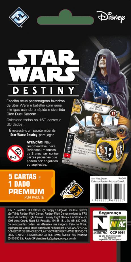 Star Wars - Espírito da Rebelião