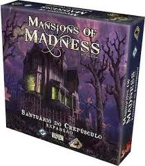 Mansions of Madness - Santuário do Crepúsculo