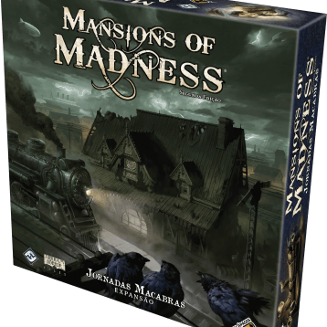Mansions of Madness - Jornadas Macabras
