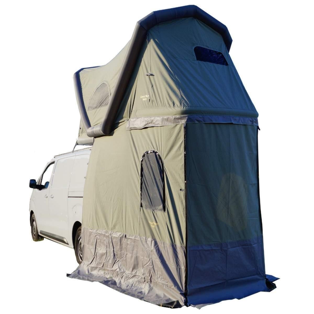 auvent pour tente de toit gonflable gt roof