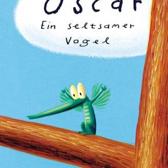 Neu: Christoph Abbrederis ° Oscar - Ein seltsamer Vogel